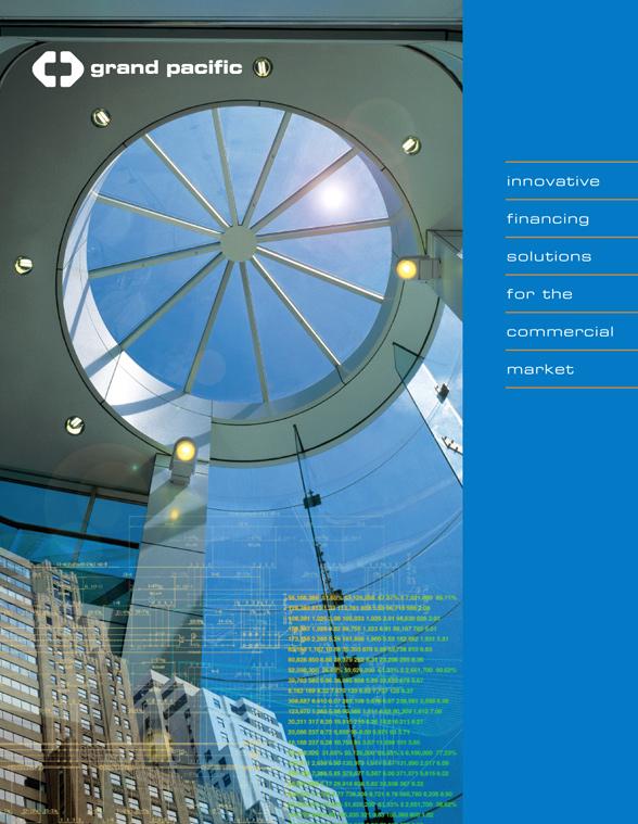 Grand Pacific capability brochure
